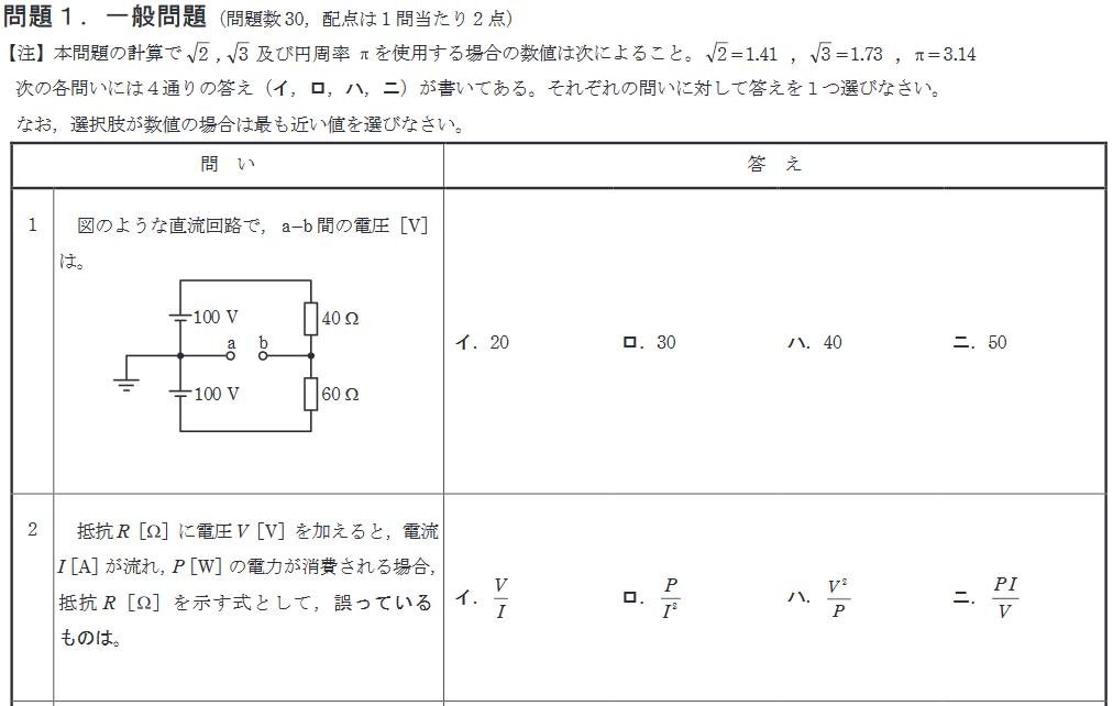 種 士 電気 工事 2 第